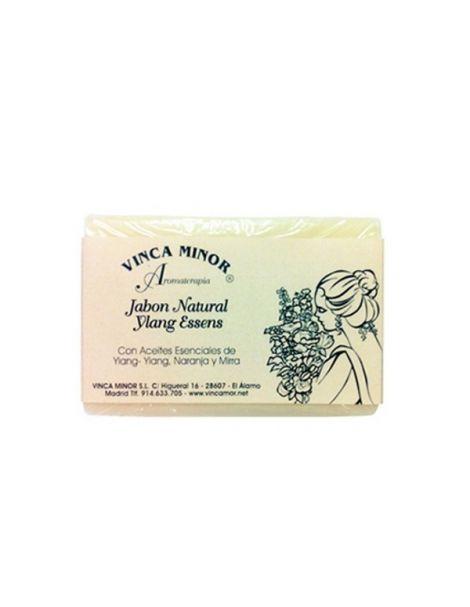 Jabón Ylang Essens Vinca Minor - pastilla de 100 gramos