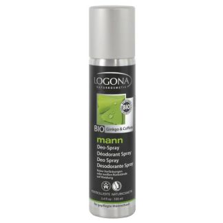 Desodorante Spray Mann Logona - 75 ml.
