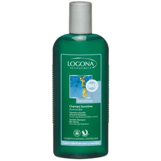 Champú Sensitive Acacia Bio Logona - 250 ml.