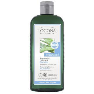 Champú Hidratante Aloe Vera Bio Logona - 250 ml.