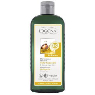 Champú Brillo Argán Bio Logona - 250 ml.