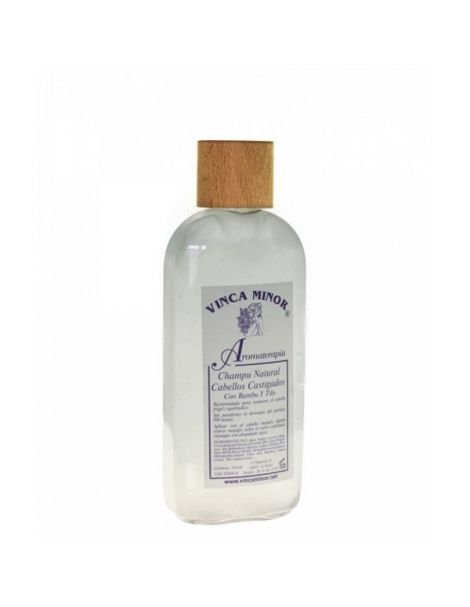 Champú Cabellos Castigados Vinca Minor - 250 ml.