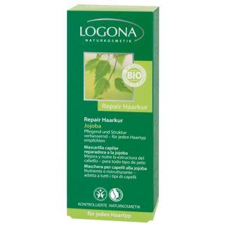 Mascarilla Capilar Reparadora a la Jojoba Logona - 150 ml.
