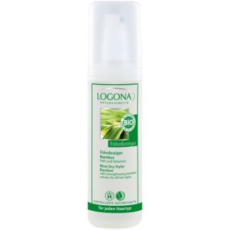 Spray Moldeador Bambú Logona - 150 ml.