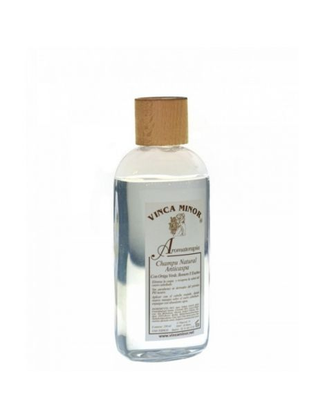 Champú Anticaspa Vinca Minor - 250 ml.