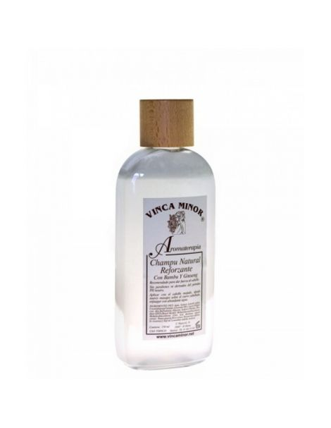 Champú Reforzante Vinca Minor - 250 ml.