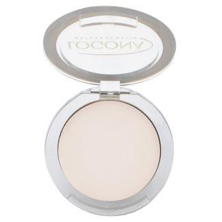 Maquillaje en Polvo Compacto Light Beige 01 Logona - 10 gramos