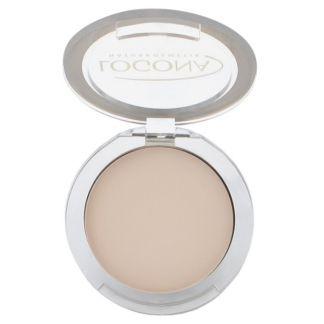 Maquillaje en Polvo Compacto Medium Beige 02 Logona - 10 gramos
