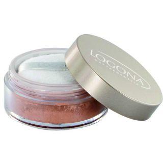 Maquillaje Polvos Sueltos Beige 01 Logona - 7 gramos