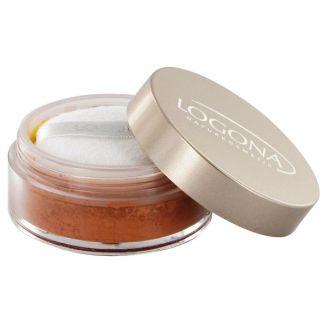 Maquillaje Polvos Sueltos Bronze 02 Logona - 7 gramos