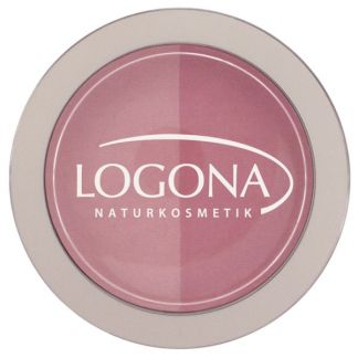Colorete Pink + Rose 01 Logona - 10 gramos