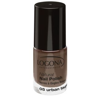 Esmalte de Uñas Natural Urban Taupe 05 Logona - 4 ml.
