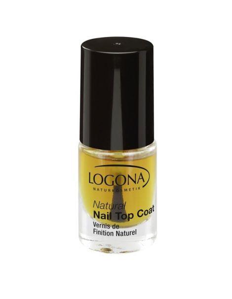 Fijador del Esmalte de Uñas Natural Logona - 4 ml.