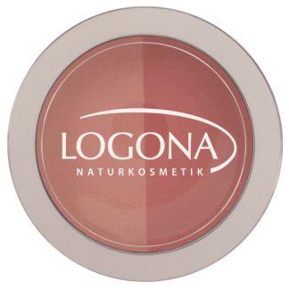 Colorete Beige + Terracota 03 Logona - 10 gramos