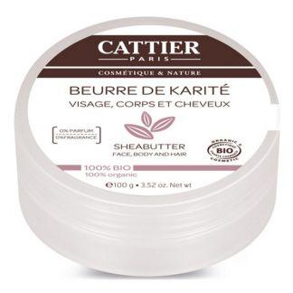 Manteca de Karité Cattier - 100 gramos