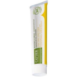 Dentífrico Dentargile Limón (Encías Irritadas) Cattier - 75 ml.
