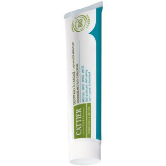 Dentífrico Dentargile Menta (Refrescante) Cattier - 75 ml.