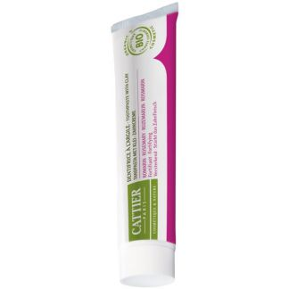 Dentífrico Dentargile Romero (Fortificante) Cattier - 75 ml.