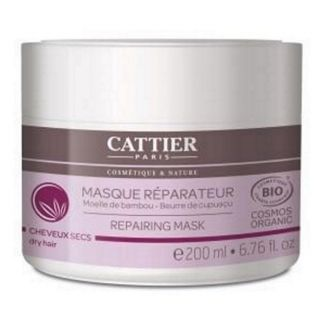 Mascarilla Capilar Reparadora Cattier - 200 ml.