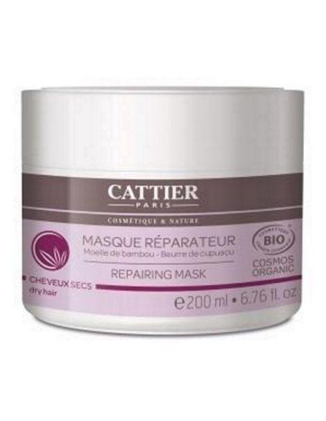 Mascarilla Capilar Reparadora Cattier - 200 ml.