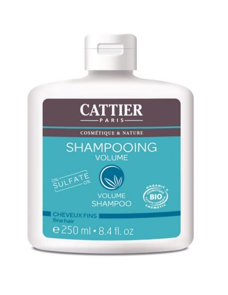 Champú Volumen Cattier - 250 ml.
