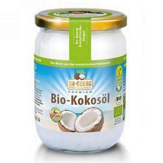 Aceite de Coco Bio Dr. Goerg - 500 ml.