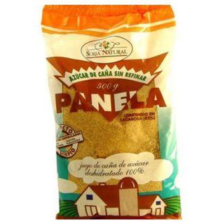 Panela Azúcar de Caña sin Refinar Soria Natural - 500 gramos