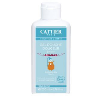 Gel de Ducha para Niños Cattier - 200 ml.