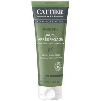Bálsamo para Después del Afeitado Pare-Feu Cattier - 75 ml.
