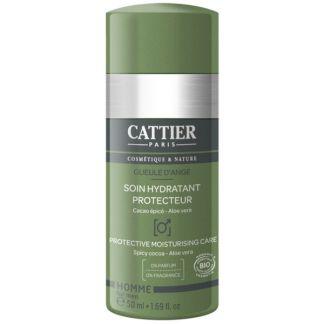 Cuidado Hidratante Protector Hombre Geule d'Ange Cattier - 50 ml.