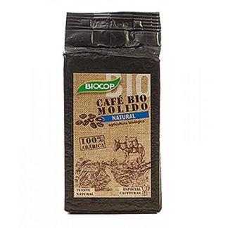 Café Molido Bio 100% Arábica Biocop - 250 gramos