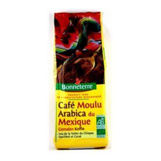 Café Molido Bio Arábica Méjico Bonneterre - 250 gramos