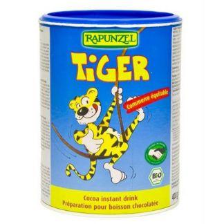 Cacao Soluble Tiger Bio Rapunzel - 400 gramos