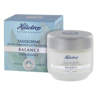 Crema de Día Balance Heliotrop - 50 ml.
