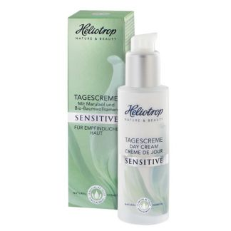 Crema de Día Sensitive Heliotrop - 50 ml.