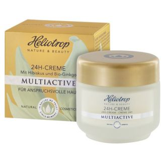 Crema 24 Horas Multiactive Heliotrop - 50 ml.