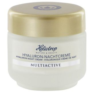Crema de Noche Hyaluron Multiactive Heliotrop - 50 ml.