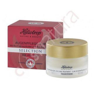 Crema Contorno de Ojos Selection Heliotrop - 15 ml.