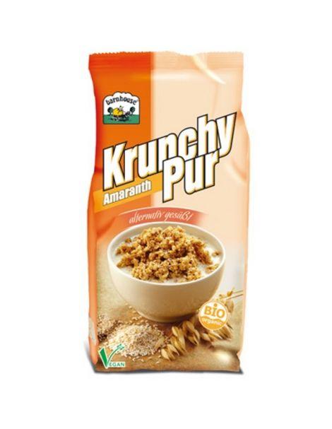 Muesli Krunchy Pur Amaranto Bio Barnhouse - 375 gramos