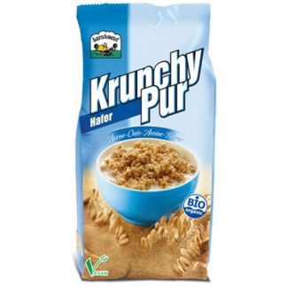 Muesli Krunchy Pur Avena Bio Barnhouse - 375 gramos