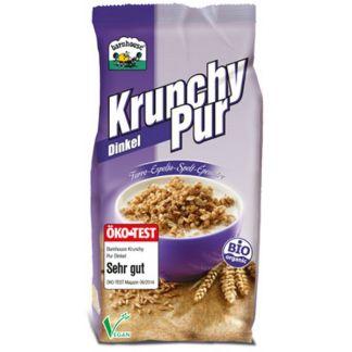Muesli Krunchy Pur Espelta Bio Barnhouse - 375 gramos