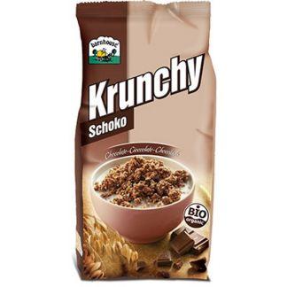 Muesli Krunchy Chocolate Bio Barnhouse - 375 gramos