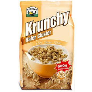 Muesli Krunchy Avena Bio Barnhouse - 600 gramos