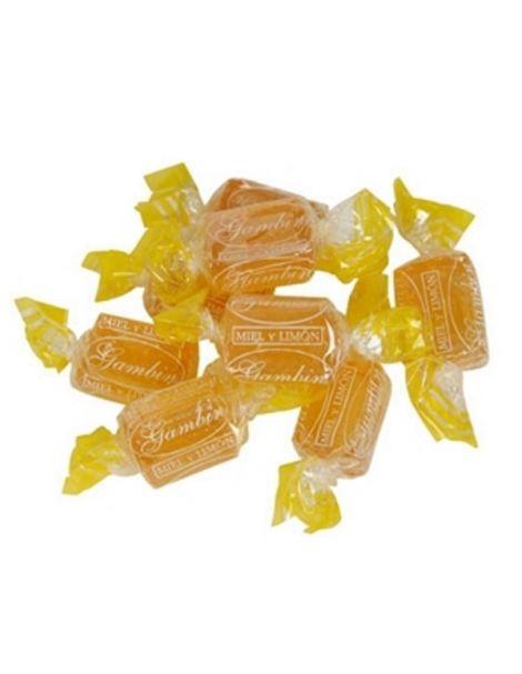 Caramelos con Miel y Limón Castillo de Peñalver - 250 gramos