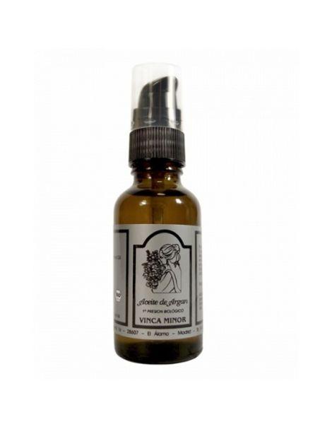 Aceite de Argán Vinca Minor - 100 ml.