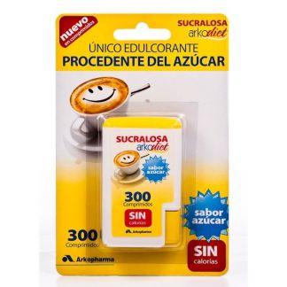 Sucralosa Arko Arkopharma - 300 comprimidos
