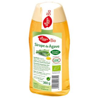 Sirope de Ágave Bio El Granero Integral - 360 gramos