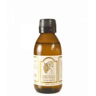 Aceite de la Reina de Egipto Vinca Minor - 150 ml.