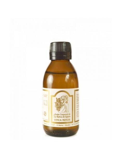 Aceite de la Reina de Egipto Vinca Minor - 150 ml.
