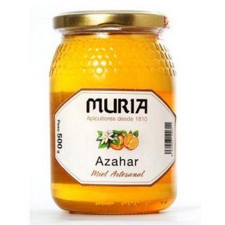 Miel de Azahar Muria - 500 gramos